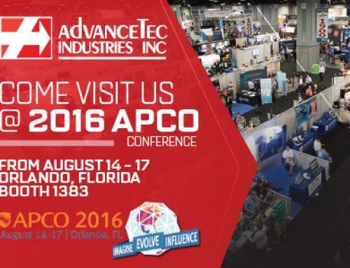 AdvanceTec will be @ APCO 2016