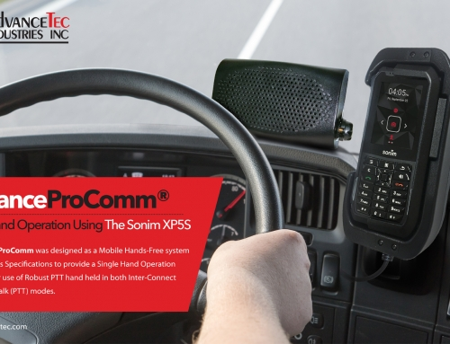 AdvanceTec Industries Introduces a Hands Free line for SONIM XP5S